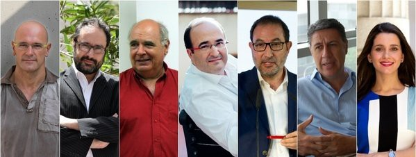 candidats 27S eleccions catalunya